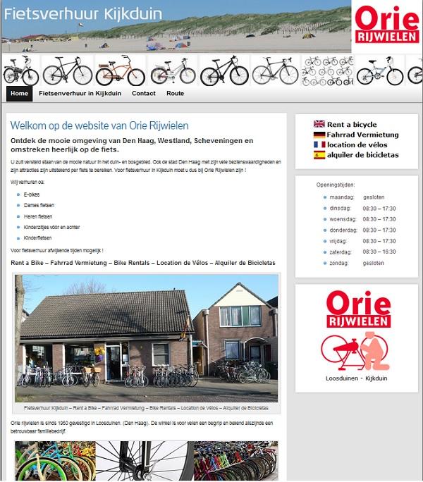 fietsverhuurkijkduinvoorbeeld