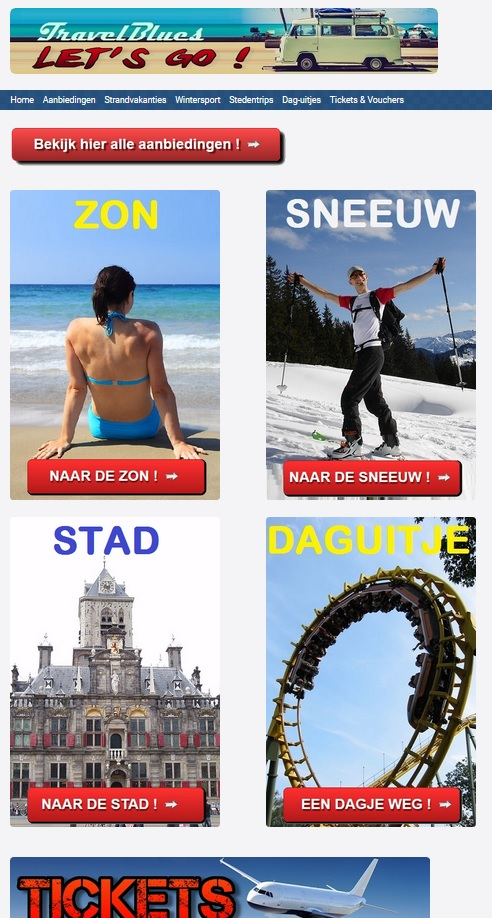 travelblues.nl